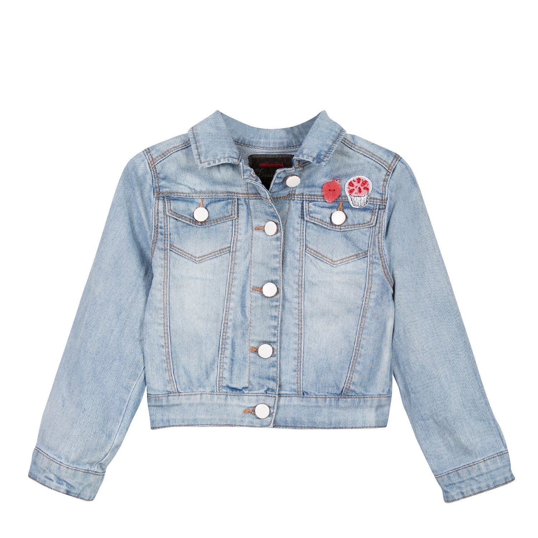 Catimini Girl's Veste Denim Blazer CL40015