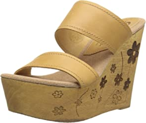 21af3c068e8b Sbicca Women s Pippa Wedge Sandal