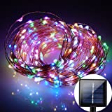 GreForest LED luci 10 Metri multicolore 100 LED