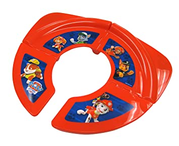 Excellent Nickelodeon Paw Patrol Travel Folding Potty Seat Paw Patrol Nickelodeon Ncnpc Chair Design For Home Ncnpcorg