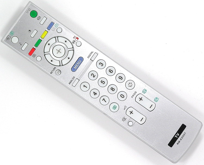 Sony Reemplazo mando a distancia RM-ED007 RMED007: Amazon.es ...