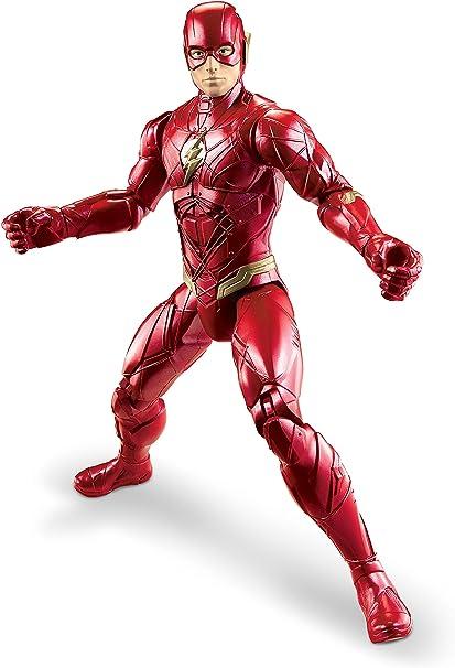 Wonder Woman metallico DC JUSTICE LEAGUE Action Figure 30cm BATMAN FLASH SUPERMAN
