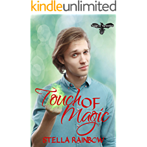 Touch of Magic (Mages of Ravenshire, #1): An Urban Fantasy Gay Romance