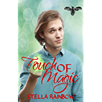 Touch of Magic (Mages of Ravenshire, #1): An Urban Fantasy Gay Romance (English Edition)