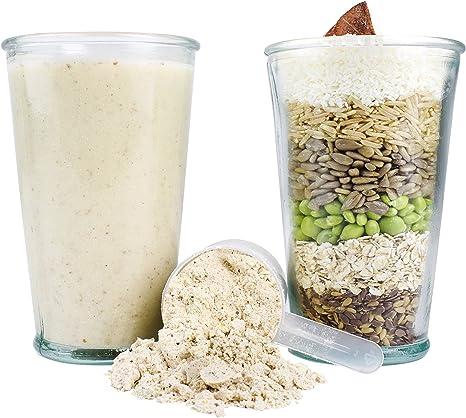 Huel Comida en Polvo Nutricionalmente Completa - Comida en Polvo 100% Vegana (3,5kg - 28 comidas) (v2.3 Vainilla)