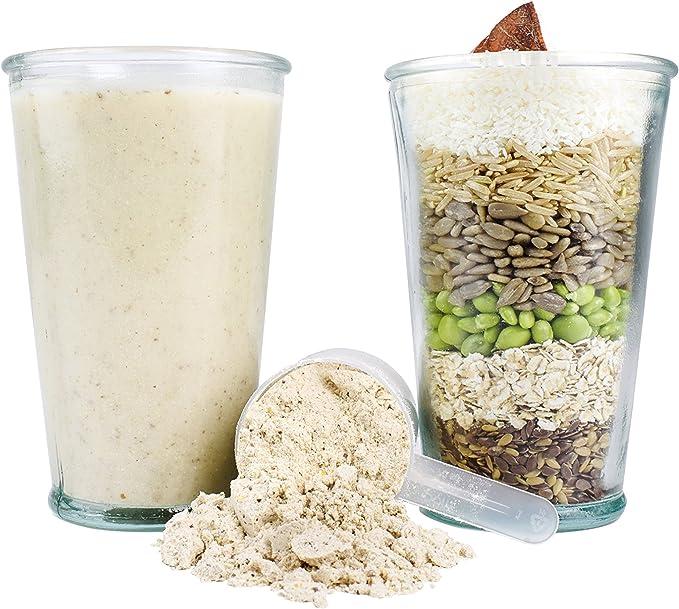 Huel Comida en Polvo Nutricionalmente Completa - Comida en Polvo 100% Vegana (3,5kg - 28 comidas) (v2.3 Vainilla): Amazon.es: Alimentación y bebidas