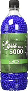 COMBAT ZONE Unisexe Basic Selection Bouteille Airsoft munitions 0