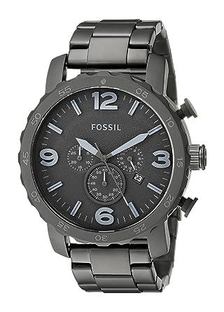 Fossil JR1401 schwarzer Herren-Chronograph