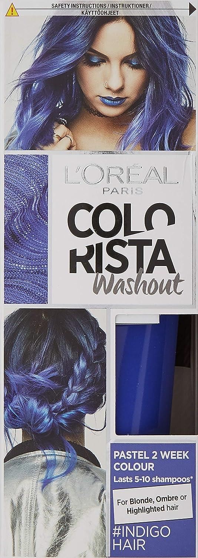 LOreal Paris Colorista Washout tinte semipermanente para el ...