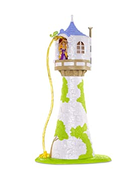 Buy Disney Tangled Featuring Rapunzel Magical Tower Playset Online At Low Prices In India Amazon In