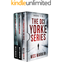 DCI Yorke Boxset: Books 1-3 (DCI YORKE THRILLER) book cover