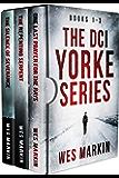 DCI Yorke Boxset: Books 1-3 (English Edition)