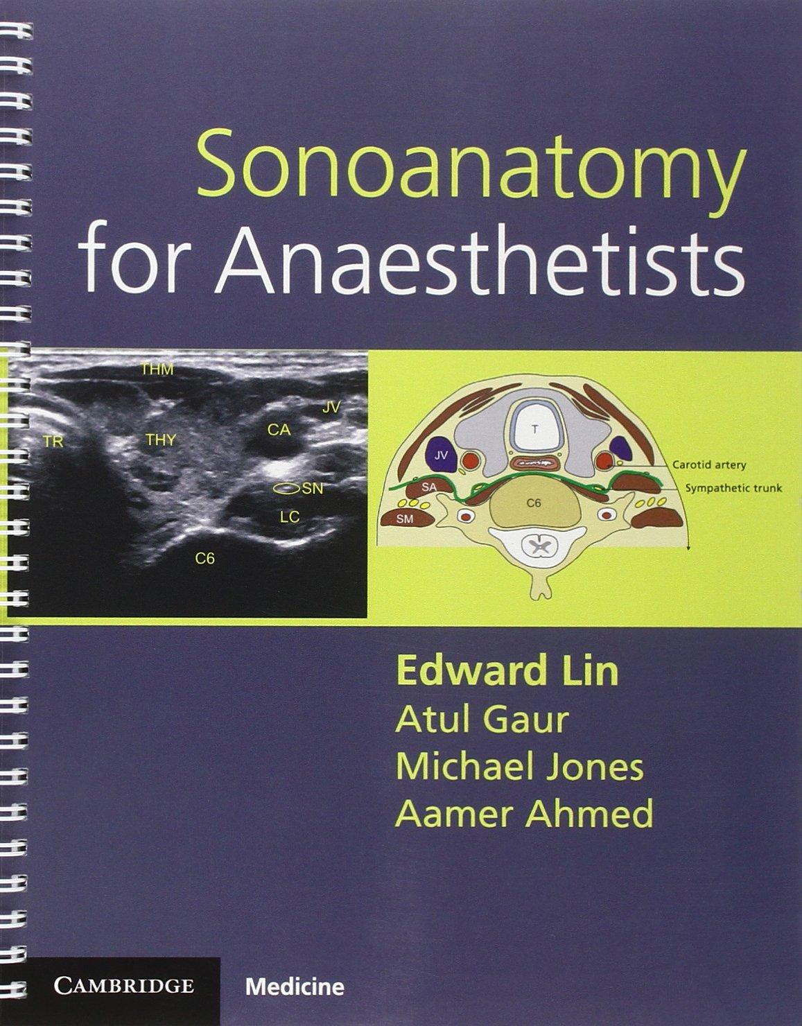 Buy Sonoanatomy for Anaesthetists (Cambridge Medicine (Paperback ...