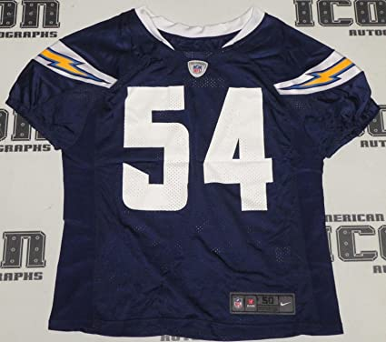 hot sales 664a6 5ee4a Melvin Ingram Game Team Issued 2014 Chargers Football ...