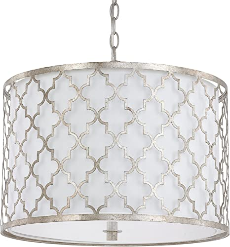 Capital Lighting 4545AS-582 Three Light Pendant