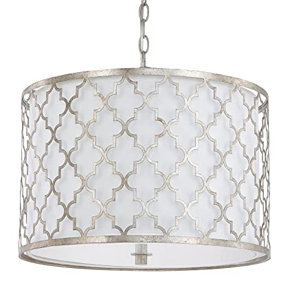 Capital lighting 4545as 582 three light pendant