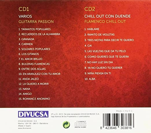 Guitarra Pasión: Paco De Lucía, Rafael Cañizares: Amazon.es: Música