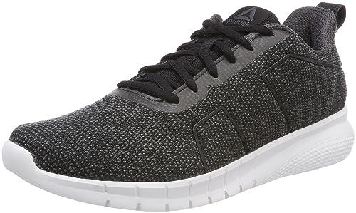 Reebok Instalite Pro, Chaussures de Trail Femme, Gris (Cloud Grey/White/Silver Met 000), 37.5 EU