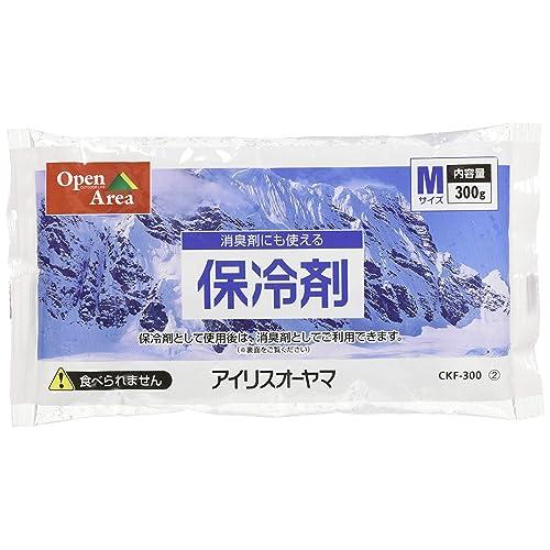 普段使いにぴったりのアイリスオーヤマ「保冷剤 ソフト CKF-300」