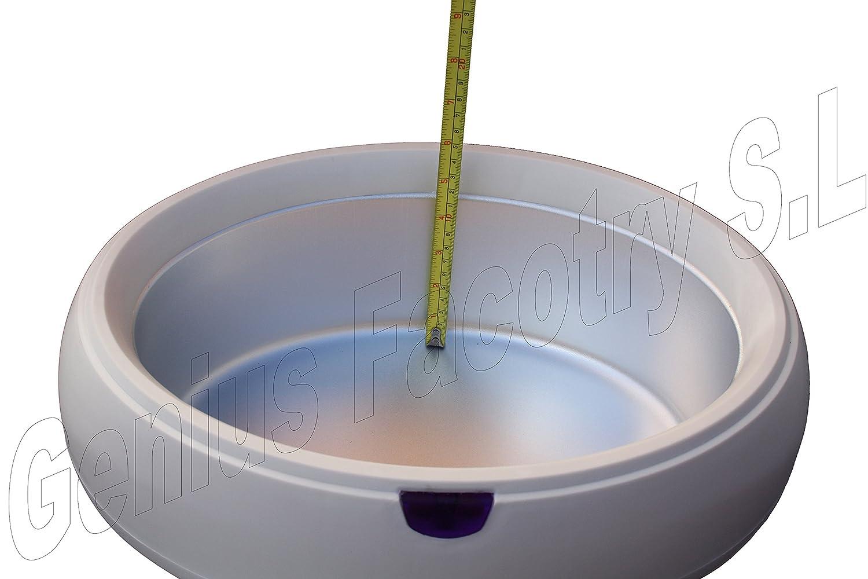 Parafina fundidor - calentador - bañera de 5 litros Profesional . hidratación para manos y pies: Amazon.es: Salud y cuidado personal
