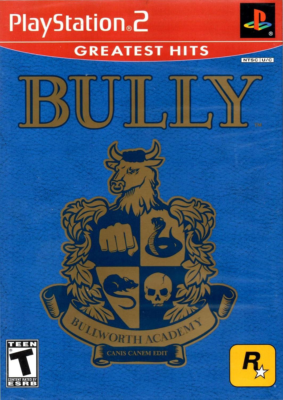 Bully - PlayStation 2 by Rockstar Games: Amazon.es: Videojuegos