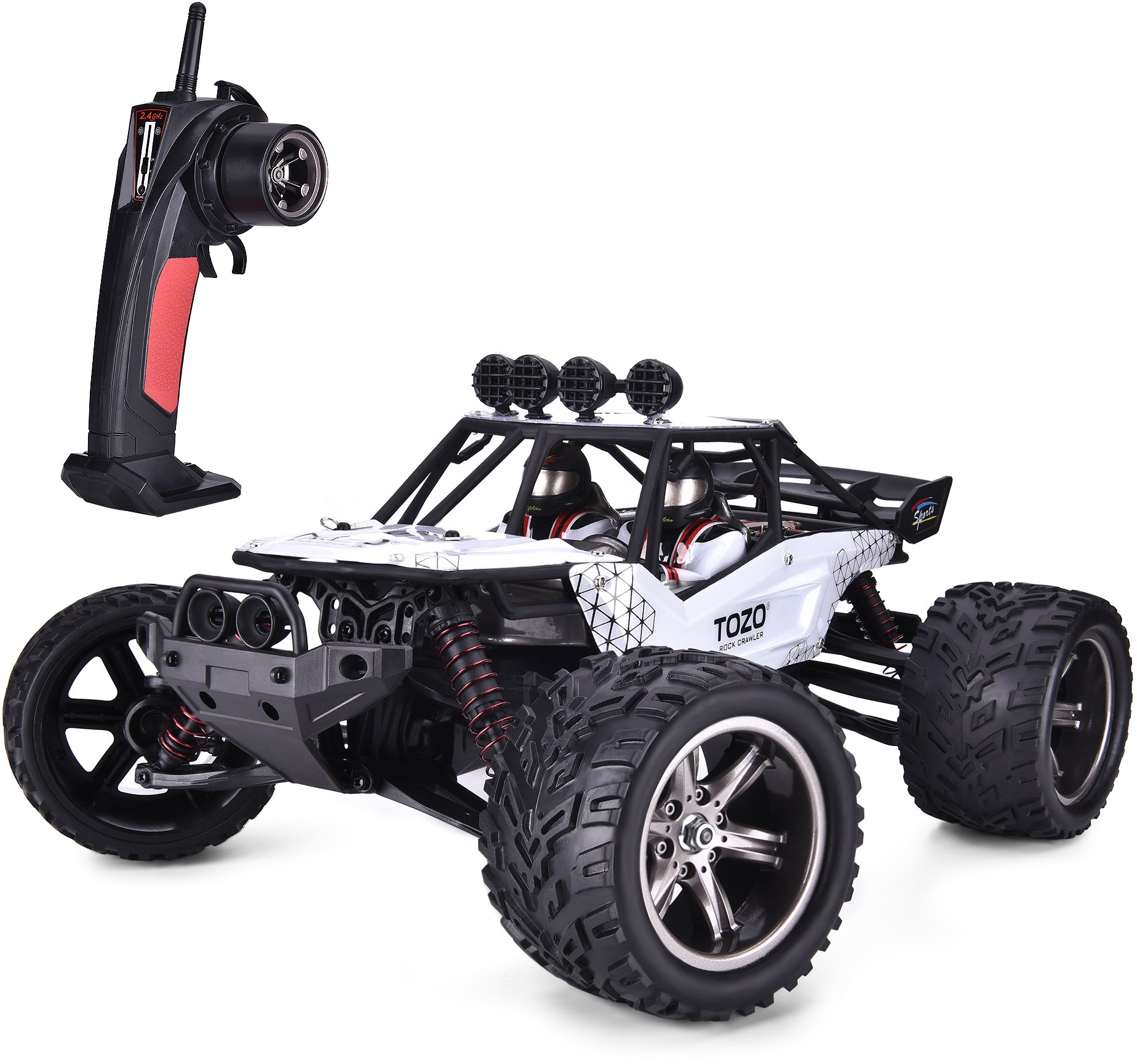 TOZO C2035 RC CARS High Speed 30MPH 1 12 Scale RTR Remote control Brushed Monster