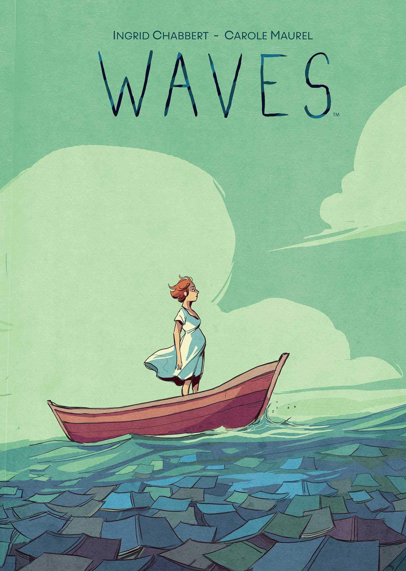 Waves: Chabbert, Ingrid, Maurel, Carole: 9781684153466: Amazon.com ...