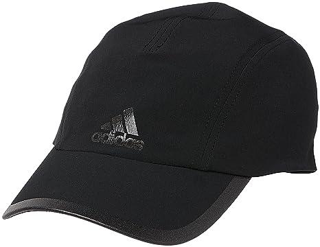 8bc8e55a90692 adidas Climalite Running Cap (Black