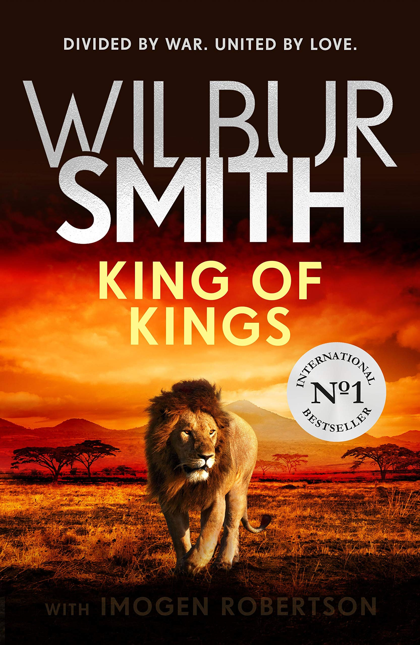 King of Kings por Wilbur Smith