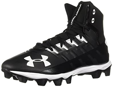 2a3dfb375 Under Armour Men s Renegade RM Wide Football Shoe 002 Black