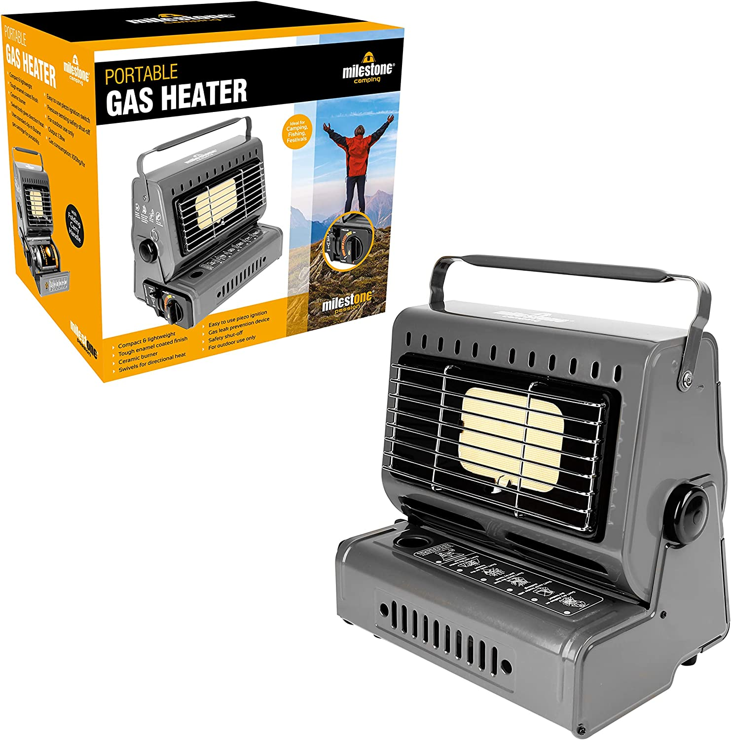 Amazon.co.uk: Heaters for Tents