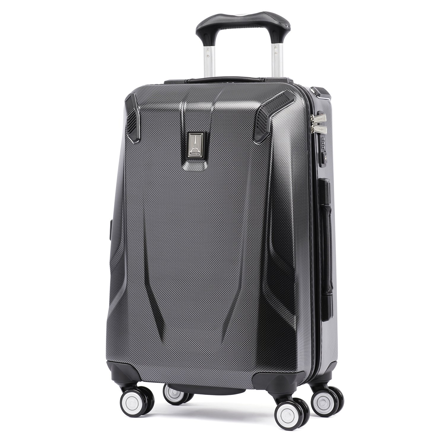 Travelpro Crew 11 21'' Hardside Spinner Suitcase, Carbon Grey
