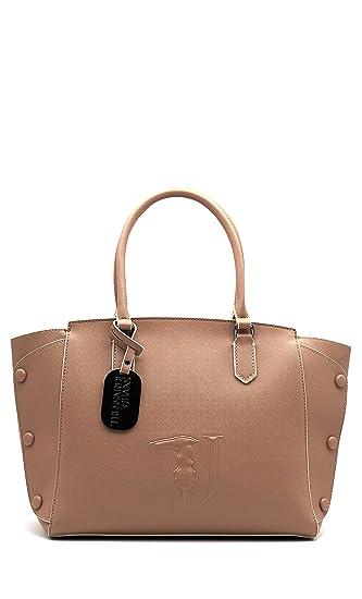 TOTE BAG TRUSSARDI JEANS MELISSA BEIGE  Amazon.co.uk  Clothing 6e242ecd76dba