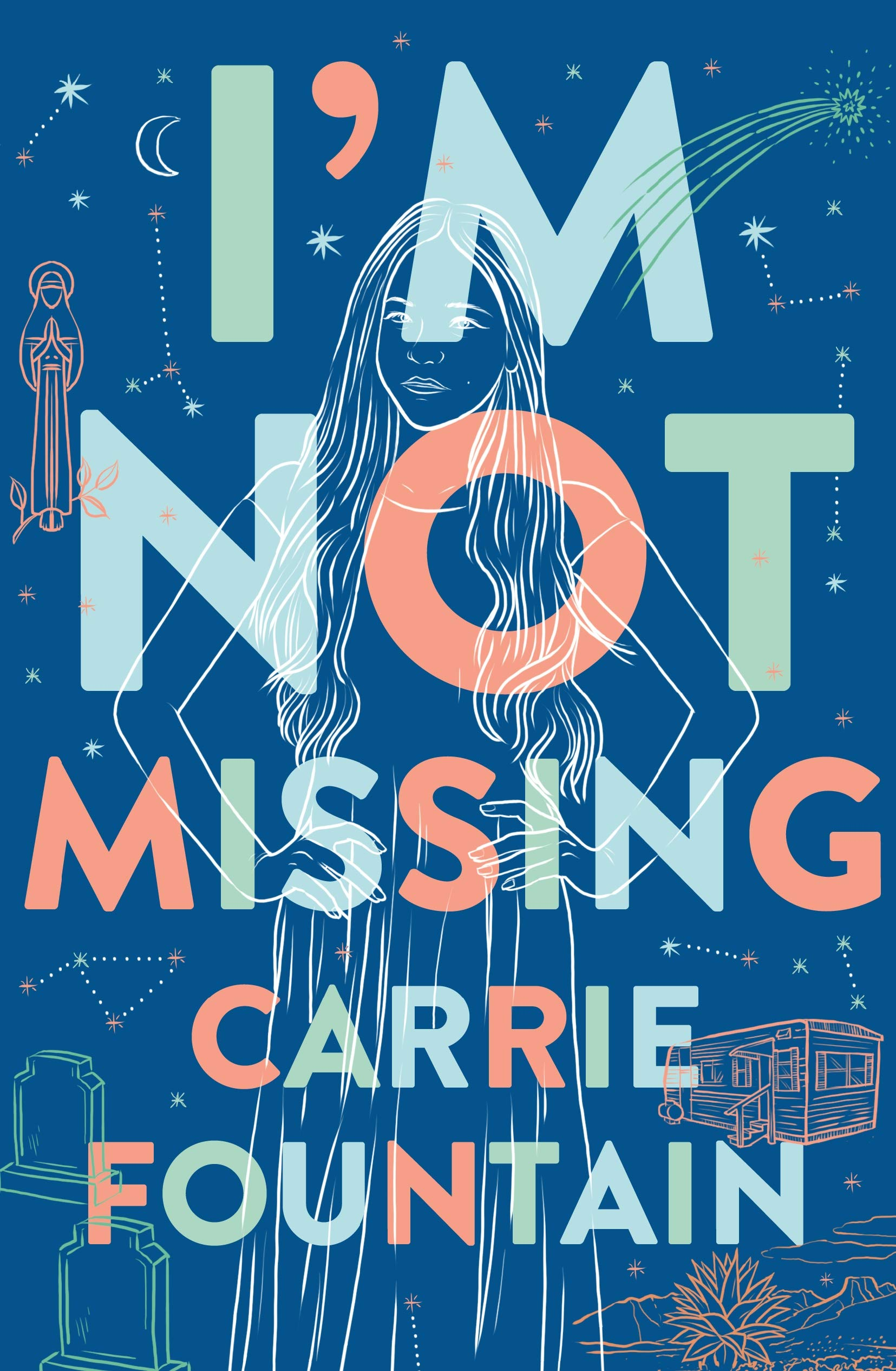 Amazon.com: I'm Not Missing: A Novel (9781250132512): Fountain ...