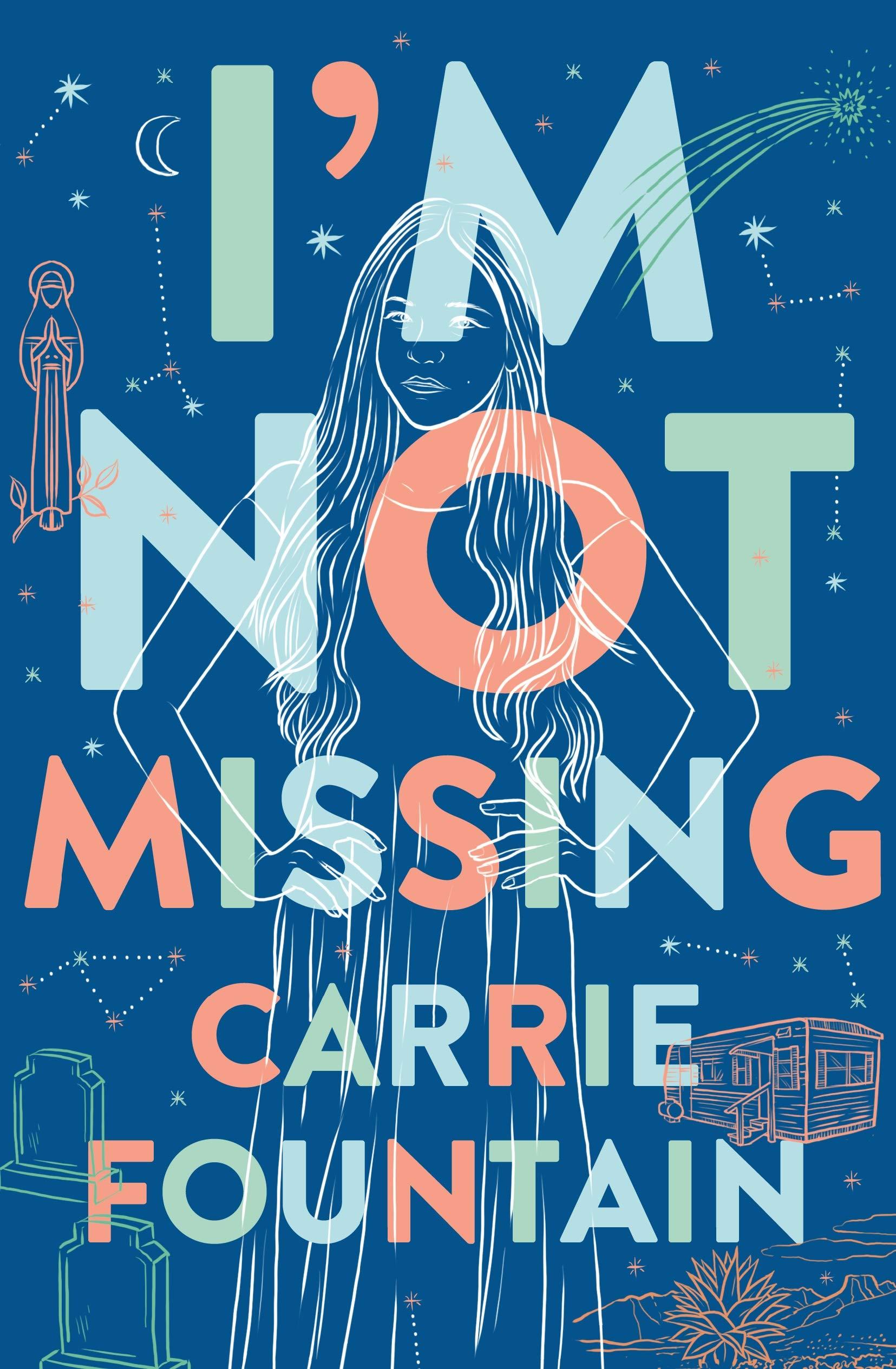 Amazon.com: I'm Not Missing: A Novel (9781250132512): Fountain ...
