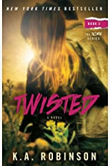 Twisted: Book 2 in the Torn Series Kindle Edition