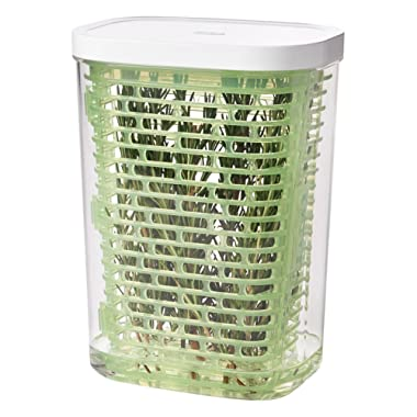 OXO Good Grips GreenSaver Herb Keeper- Large (2.8 Qt)