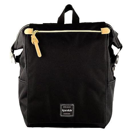Amazon.com  KJARAKÄR Backpack Best Gift Women, Girls. Commuter Bag, School    Laptop Bookbag, Laptop Bag, Great Diaper Bag Too! 4b9be29920