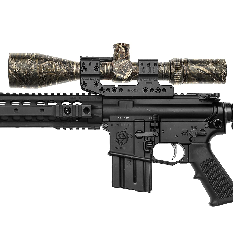 gunskins scope skin camouflage kit diy optics vinyl wrap 8 x 15