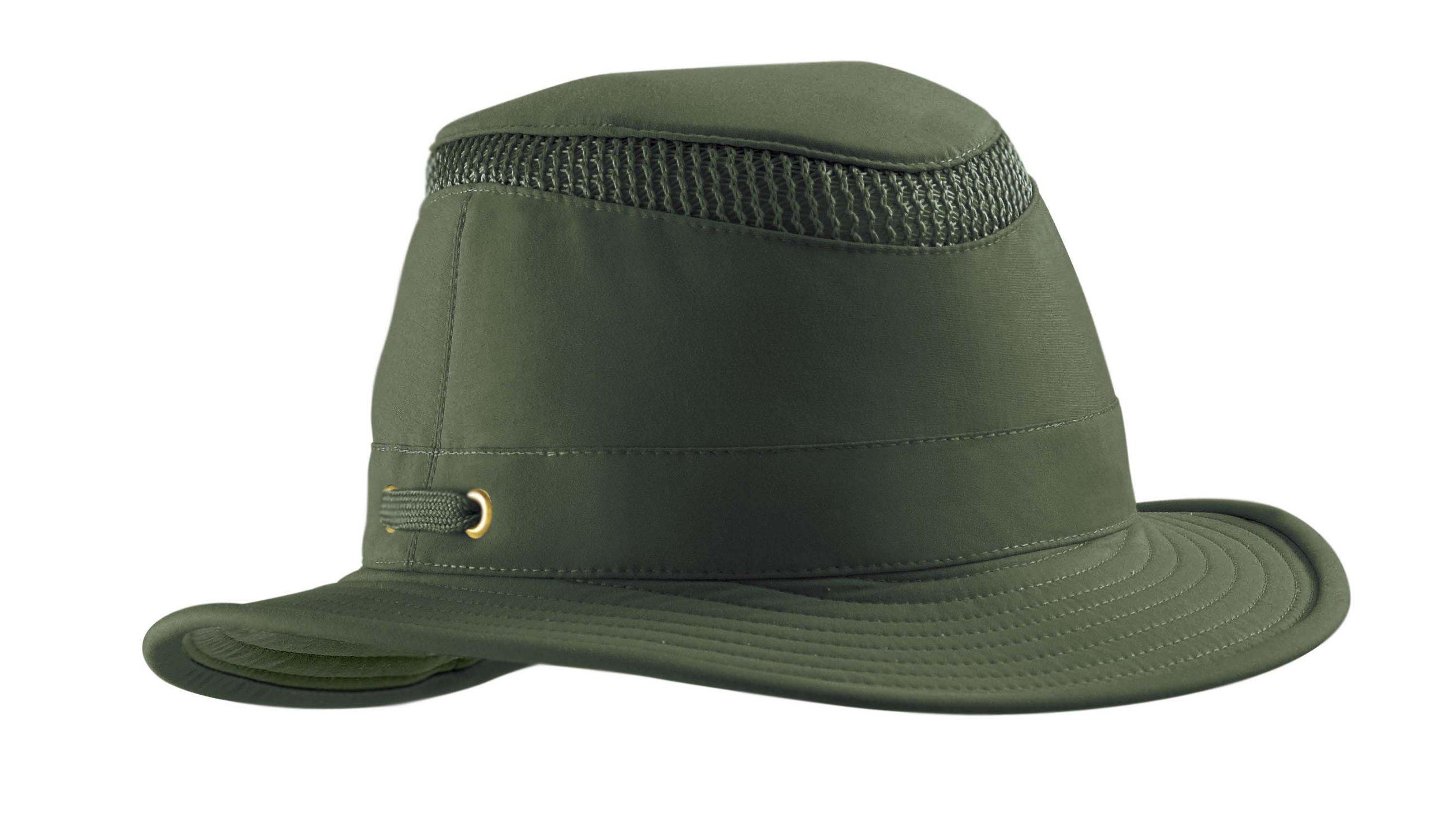 Tilley Unisex Adult LTM5 Airflo Hat,Olive,8+