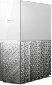 Western Digital 3TB My Cloud Home Personal Cloud Storage - WDBVXC0030HWT-NESN,White