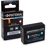 Platinum Batteria NP-W126 per Fuji FinePix X-Pro 1 | HS30 EXR | HS30EXR | HS-30EXR | HS33 EXR | HS33EXR | HS-33EXR