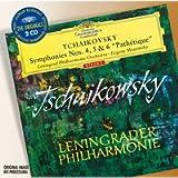 Tchaikovsky: Symphonies Nos.4 - 6