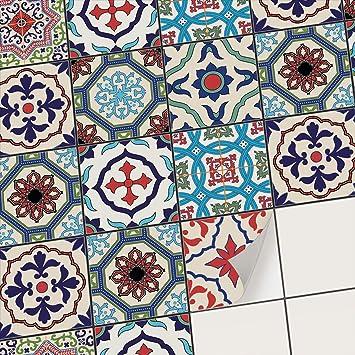 Creatisto Mosaik Fliesen Fliesenaufkleber Fliesenfolie Klebefolie Aufkleber Fur Wand Fliesen Klebefliesen Deko Folie Fur Fliesen In Kuche U