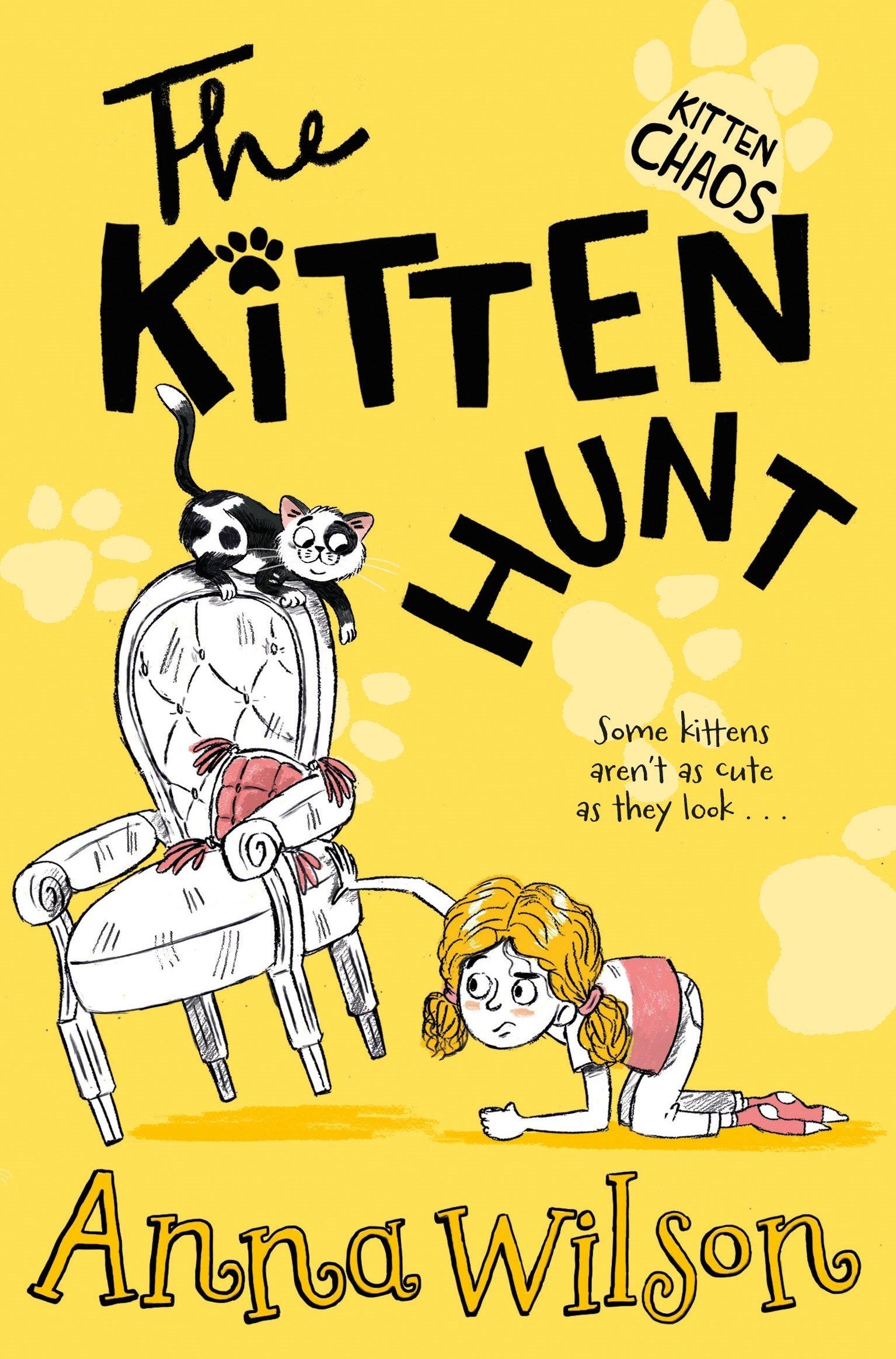 Download The Kitten Hunt (Kitten Chaos) PDF