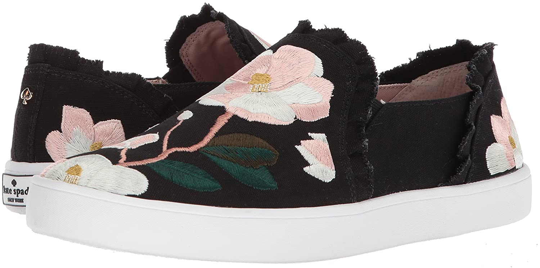 d0832fa18cd9 Amazon.com  Kate Spade New York Women s Leonie Sneaker  Shoes