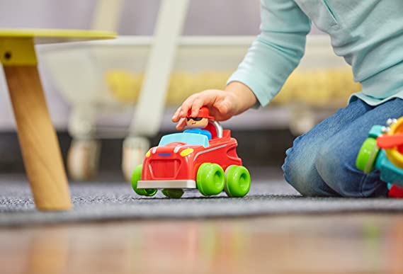 Push Toys For Toddlers : Amazon toomies push go car toys games