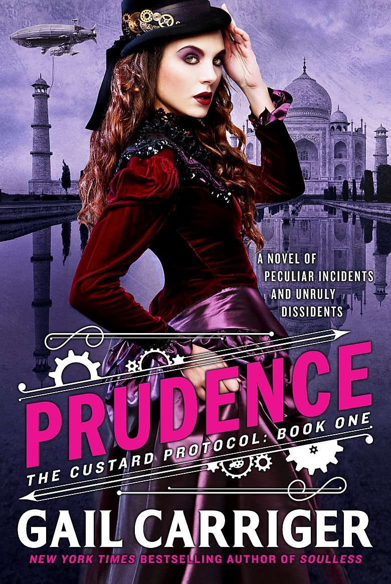 Read Online Prudence: Book One of The Custard Protocol ebook