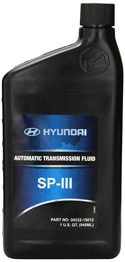 genuine hyundai atf sp-ii m