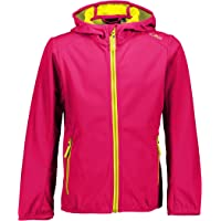 CMP Softshell Jacket With Fixed Hood Chaqueta Chica